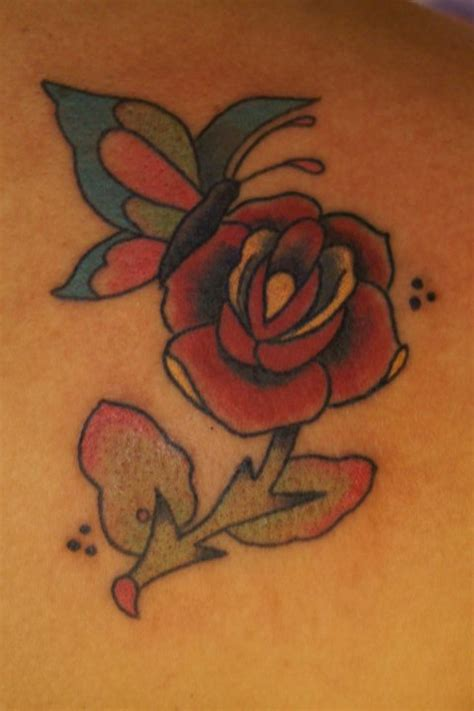 butterfly and rose tattoo designs 37 inspiring butterfly and tattoos