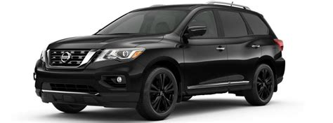 nissan pathfinder midnight edition avondale nissan official blog