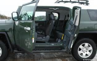 Fj Cruiser Doors by Used Toyota Fj Cruiser 2007 2014 Expert Review