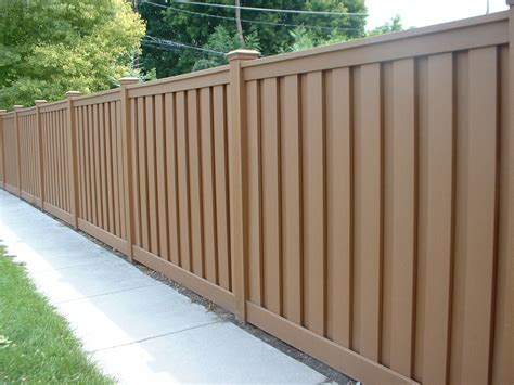 Outdoor Patio Privacy Screen Ideas 10 Composite Wood Patio Fence Designs