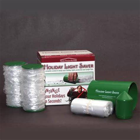 holiday light saver kit the green head