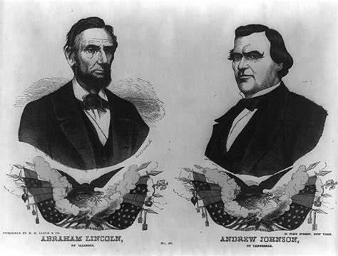 what year did abraham lincoln became president andrew johnson trew timeline timetoast timelines
