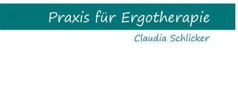 ergotherapie saarbruecken claudia schlicker