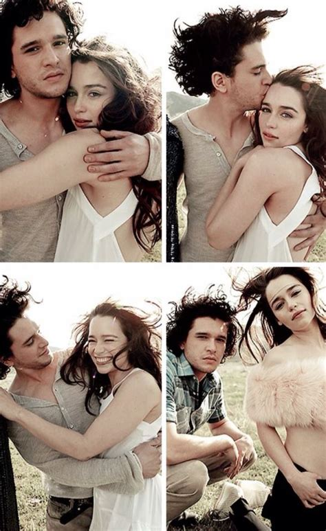 kit actor game of thrones kit harington and emilia clarke game of thrones cast