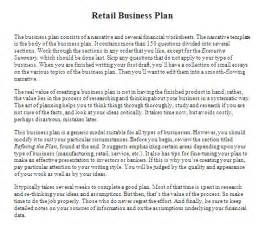 retail business plan template free sle clothing business plan dailynewsreport970 web fc2