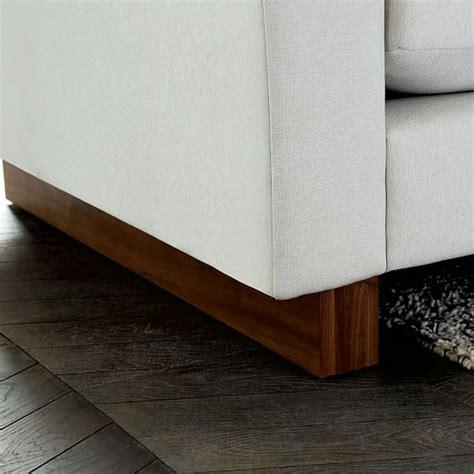 harmony sofa west elm harmony u shaped sectional west elm