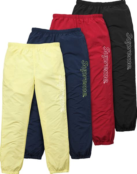 Supreme Trackpants wtb this is my second time posting i someone