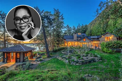 oprah winfrey orcas island step inside oprah winfrey s 8 million orcas island estate