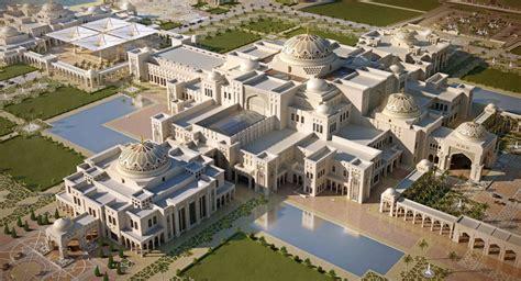uaes presidential palace  abu dhabi set  open