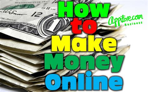 How To Make Money Online Blogspot - how to make money through your blog pages philipscom