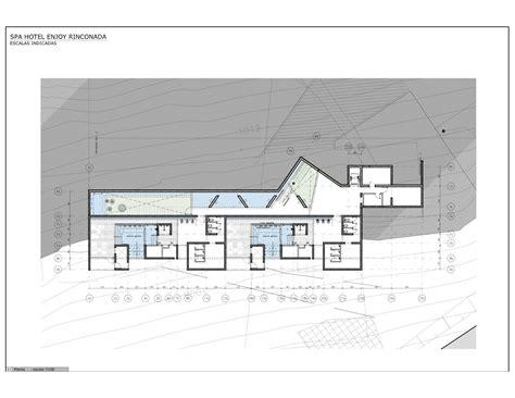 Large Floor Plans gallery of hotel del valle spa rinconada estudio