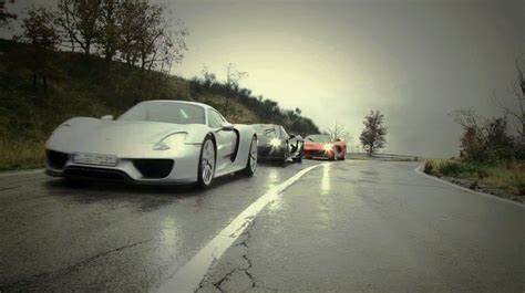 porsche hybrid 918 top gear the awesome porsche 918 top gear series 21