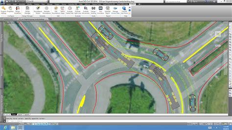 Torus 5 0 Modern Roundabout Cad Design Software Turbo Roundabouts Autocad Roundabout Templates