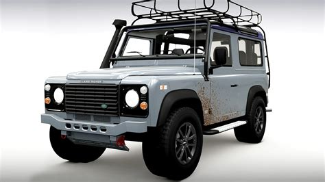 Build A Land Rover by Forza Horizon 2 Custom Car Build Land Rover Defender