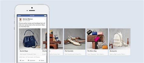 Facebook Carousel Ad Format Live For Mobile Application Ads Search Social News Pagetraffic Buzz Carousel Ads Template