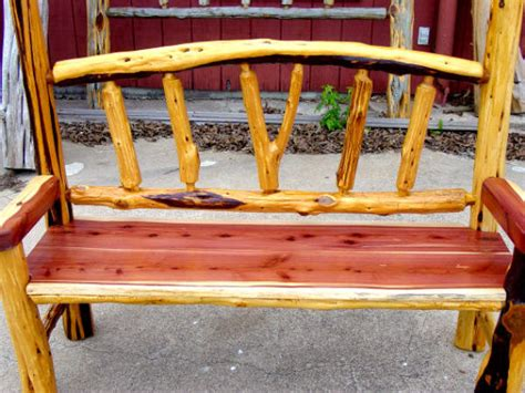 rustic cedar benches rustic cedar mudroom bench by sawdustnsplinters