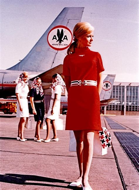 paper dresses and psychedelic catsuits when airline fashion was flying high collectors weekly