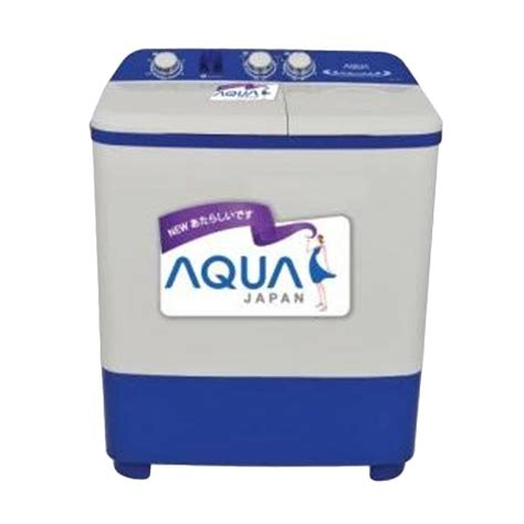Mesin Cuci Sanyo Kapasitas 8 Kg jual sanyo aqua sw871xt mesin cuci tub 8 kg