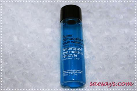 Sephora Makeup Remover Waterproof sephora waterproof eye makeup remover review sae says