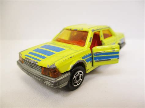 matchbox honda accord vintage majorette honda accord model car yellow