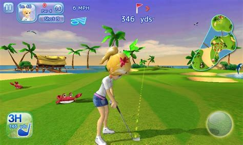 free golf for android gameloft releases let s golf 3 hd into the android market free of charge but it will cost you