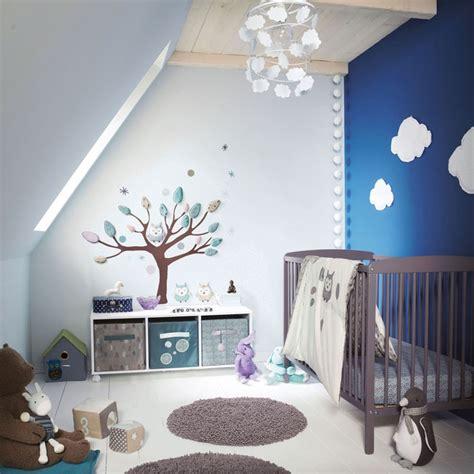 theme deco chambre deco chambre bebe theme nuage visuel 8