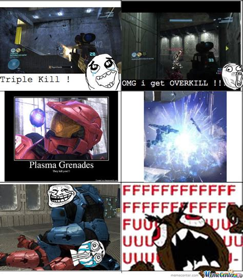 Overkill Meme - halo 3 memes pictures to pin on pinterest thepinsta