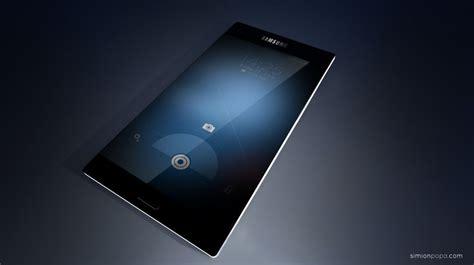galaxy note ii concept phones samsung galaxy note 4 render has a hd display 21 mp concept phones