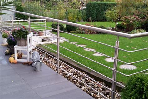terrassengel 228 nder aus edelstahl nappenfeld edelstahl - Terrassengeländer Edelstahl