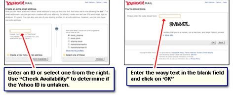 yahoo email id create how do i change my yahoo email address