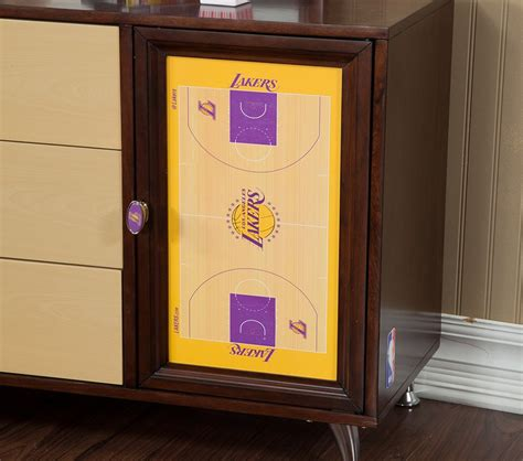 lakers bedroom dreamfurniture com nba basketball los angeles lakers