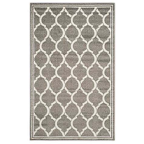 bed bath and beyond outdoor rugs safavieh amherst links indoor outdoor area rug bed bath