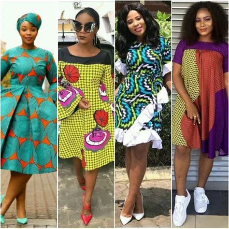 trendy madivas hairstyles in 2018 naija ng best new ankara styles for trendy ladies in 2018