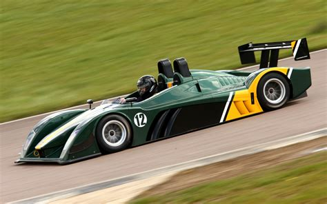 caterham sp 300r side in motion photo 14
