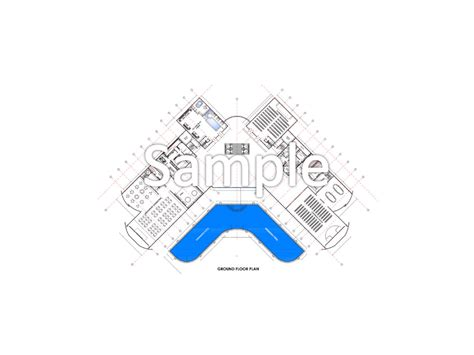 technical drawing floor plan architectural sles the technical drawing company