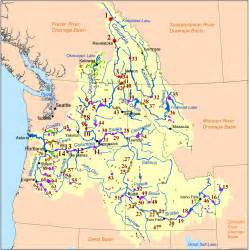 river map columbia river map