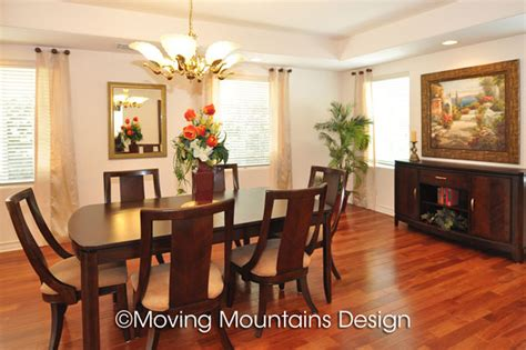 Staging A Dining Room For Sale Arcadia House For Sale Dining Room After Home Staging