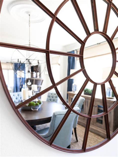 large  mirror  mirror dining room restoration