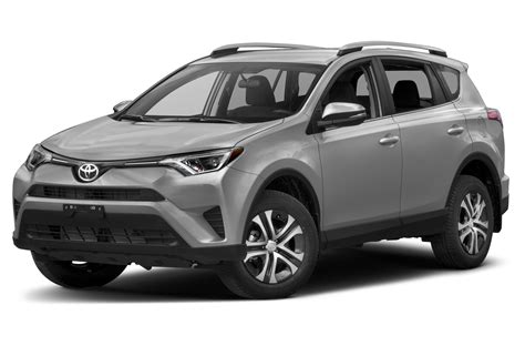 suv toyota 2017 2017 toyota rav4 price photos reviews features