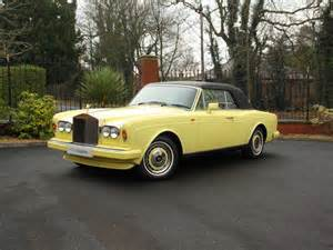 Rolls Royce Corniche Coupe Rolls Royce Corniche Iii Legends Of The Road