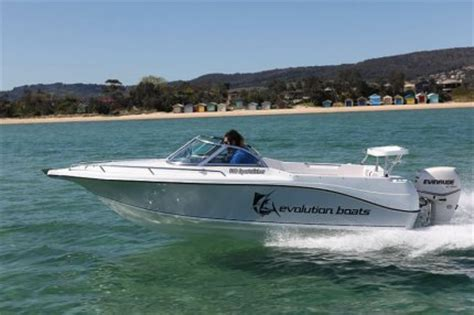 best family fishing boat australia evolution 500 sportsfisher australia s best family
