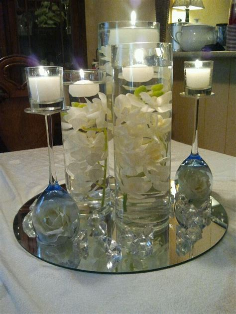Handmade Centerpieces For Weddings - centerpieces baptism