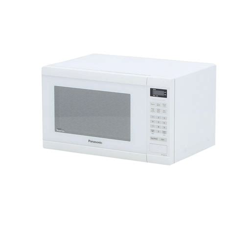 12 inch depth microwave dimensions height length depth panasonic nn sn651w