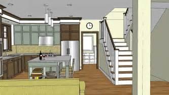 open modern floor plans