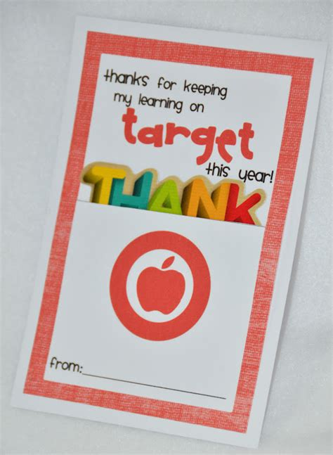 printable gift cards target g rated teacher gift target gift card