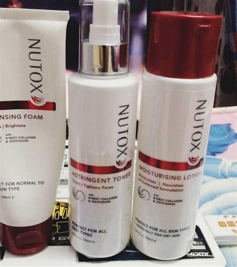 Pelembab Nutox nutox moisturising lotion reviews
