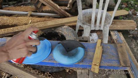 tutorial membuat drum elektrik cara membuat simbal pad dari piring plastik untuk drum