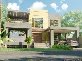 Front Elevation For House by Front Elevation Modern House Home Design Inside