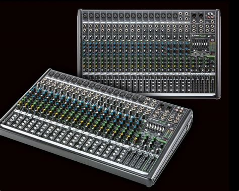 Mixer Audio Monitor Ma801s 8 Channel profxv2 series compact mixer series mackie