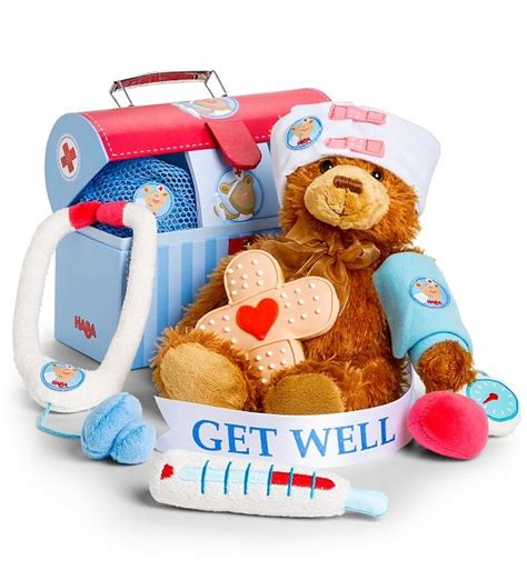 get well gift bag for kids kids and such pinterest